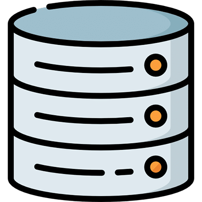Databas illustration